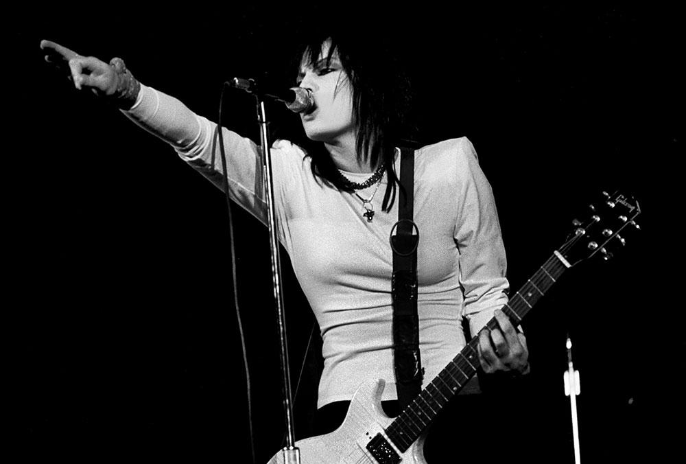 """Joan Jett """"I love rock n roll"""""""